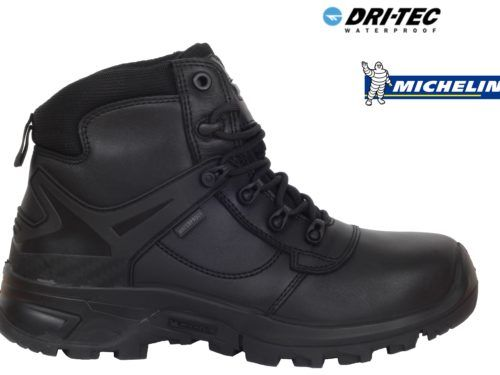 botas magnum herrami elite 6.0 waterproof